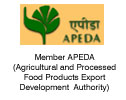Member APEDA (Agricultural and Processed Food Products Export Development Authority)